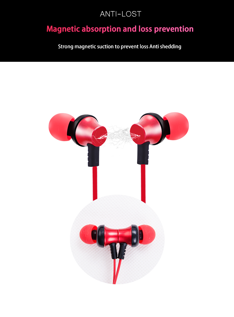 sport running earphone