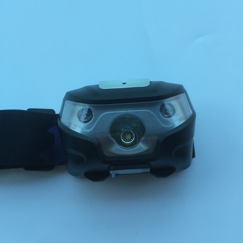 led running headlamp