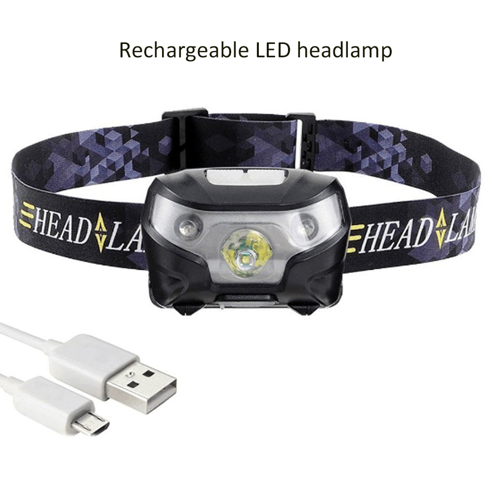 running led headlamp