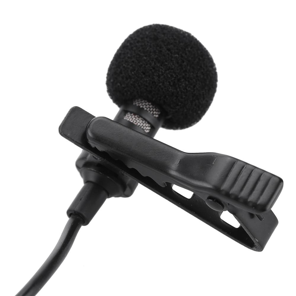 lavalier condenser microphone