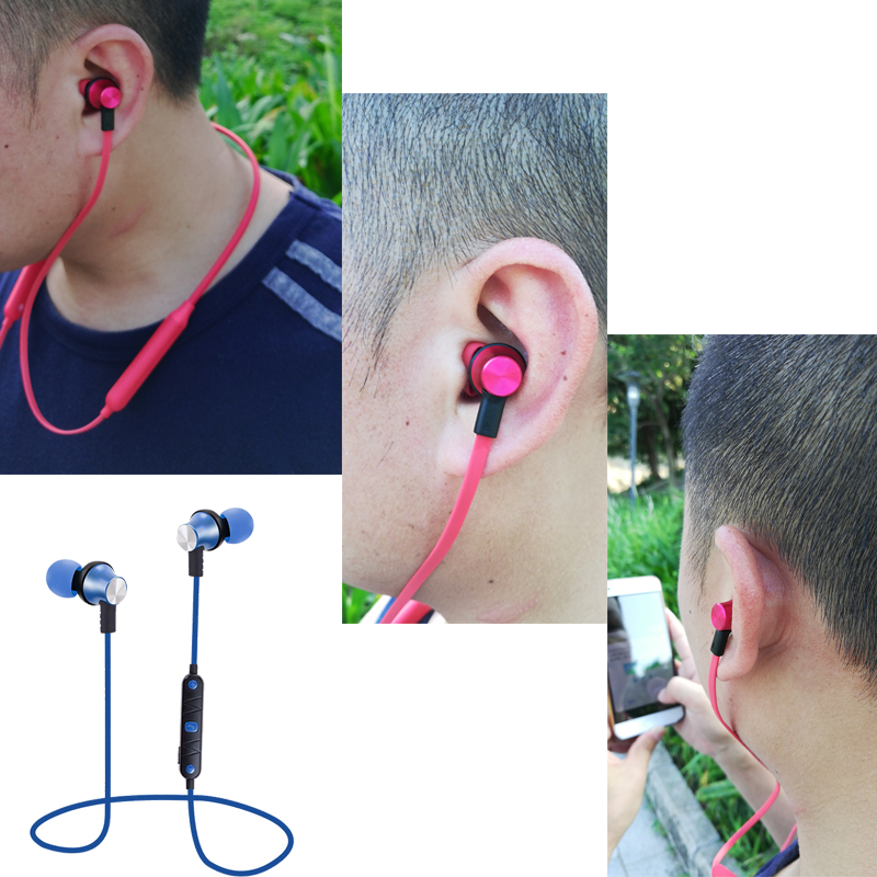 lightweight sport running earphone m80