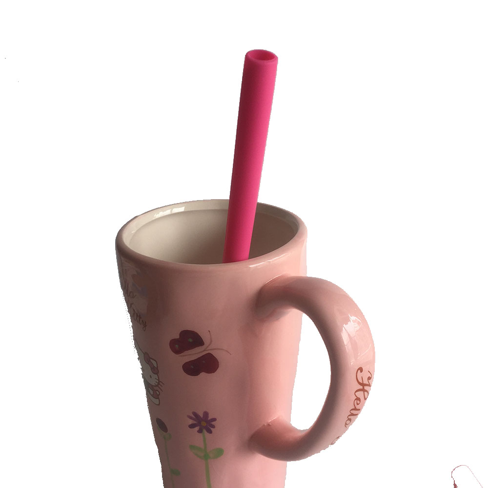 silicone straws for drinking