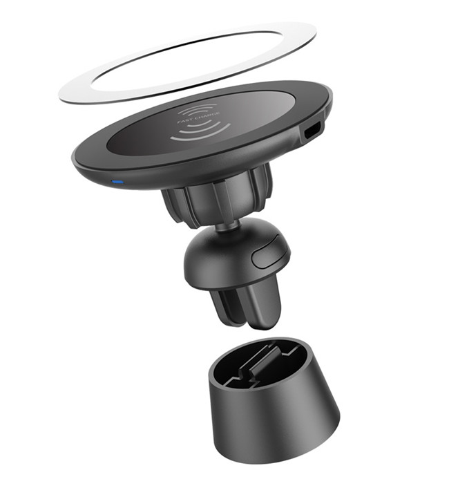 car vent mount charging for smartphone