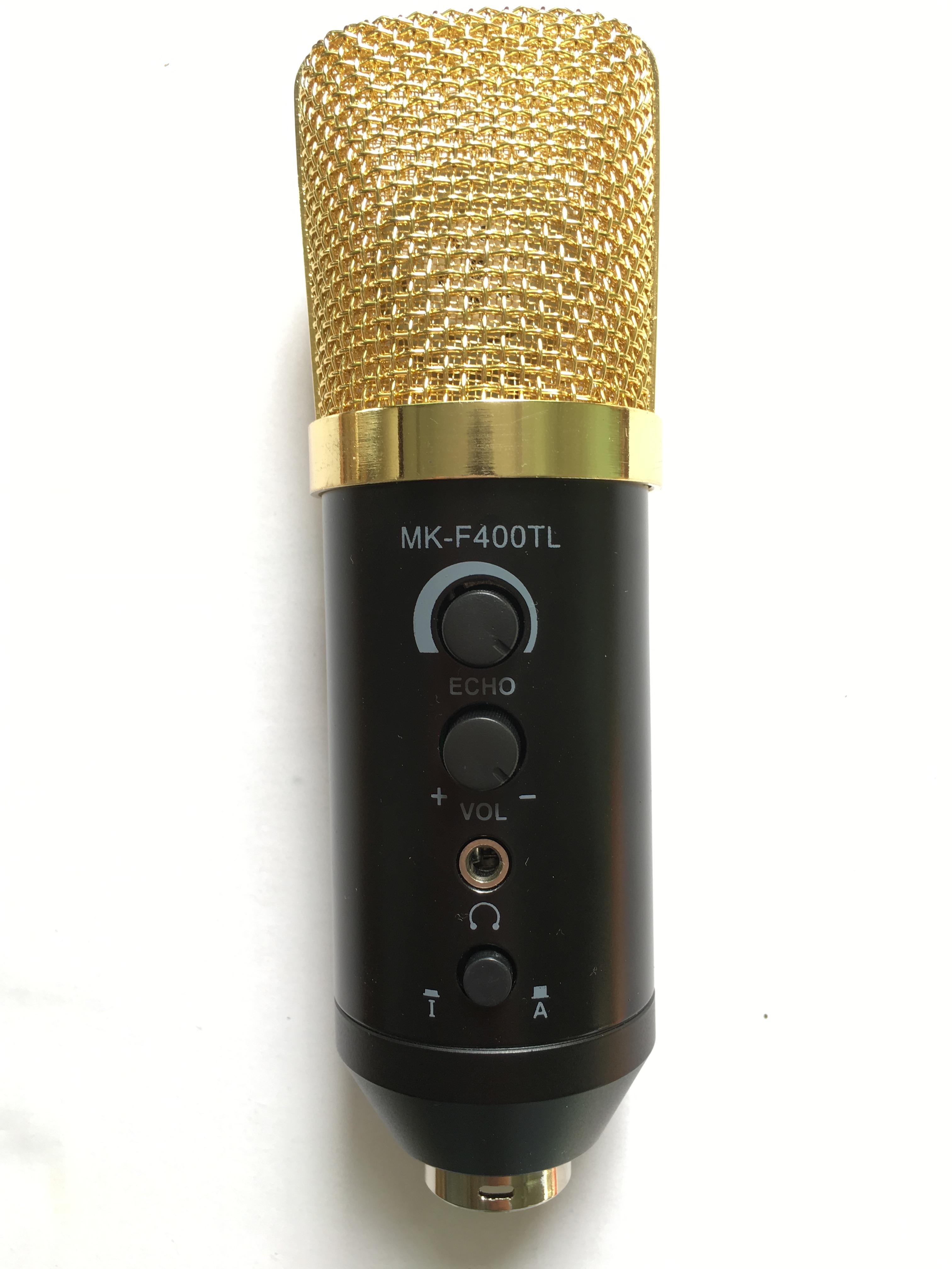 MK-F400TL condenser microphone